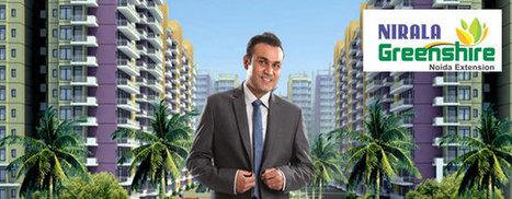 Nirala Greenshire 2 BHK Flats   Real Estate   Scoop.it