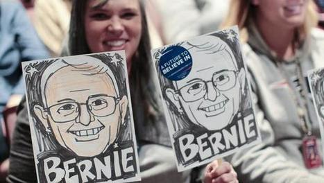 In New Hampshire,  signs of a strong ground game for Bernie Sanders | Bernie Sanders' Campaign | Scoop.it