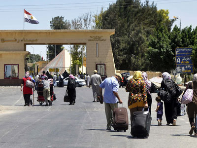 #Egypt reopens Rafah crossing after #Sinai attack | From Tahrir Square | Scoop.it