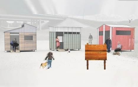 Teenagers Design Tiny Houses For Seattle Homeless Community | Le It e Amo ✪ | Scoop.it
