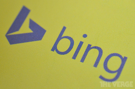 Bing adds TED talks, famous speeches, and other... - The Verge | 21st Century Information Fluency | Scoop.it