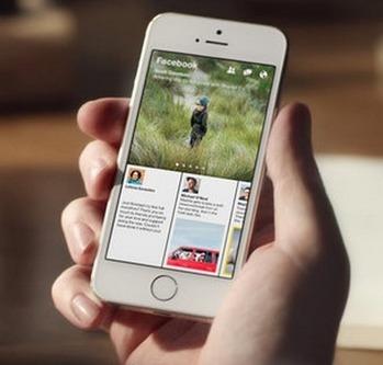 Facebook introduces Paper for iPhone, coming February 3 | Uppdrag : Skolbibliotek | Scoop.it