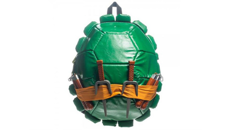 This Teenage Mutant Ninja Backpack Holds All of the Pizzas | All Geeks | Scoop.it