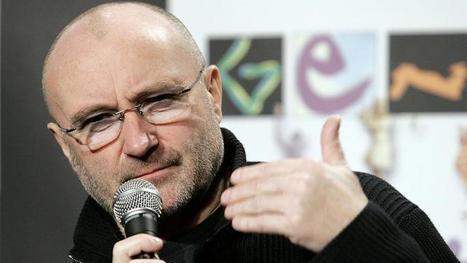 Phil Collins sort de sa retraite et annonce un nouvel album | Paper Rock | Scoop.it