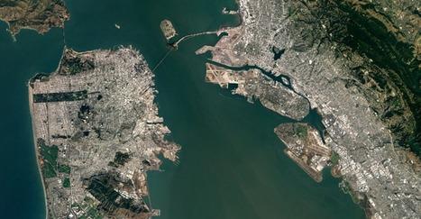 Google Maps Gets a 700-Trillion-Pixel Makeover | Fantastic Maps | Scoop.it