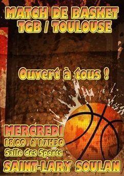 Pyrénées1 - Les amateurs de basket ont rendez-vous ce soir...   Facebook   Christian Portello   Scoop.it