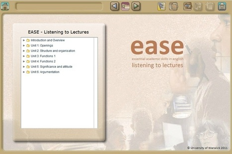 Academic Listening/Speaking | Inglese. Strumenti online. | Scoop.it