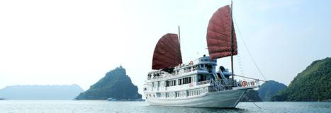Traveling Hanoi to Halong Bay - Halong Phoenix Cruiser   Beautiful Things in World   Scoop.it