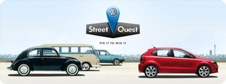 Volkswagen Street Quest, un concorso su Facebook con l'aiuto di Google Street View | Social media culture | Scoop.it