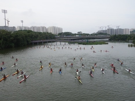 Inaugural fun race at the 12 Singapore Canoe Marathon raises S ... | Silent Sports | Scoop.it