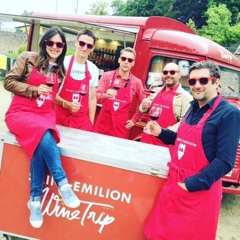 Le tour de France du Saint-Emilion Wine Trip | Oenotourisme et idées rafraichissantes | Scoop.it