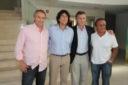 Macri dio puntapié inicial a Baldassi como candidato   Alfil - El diario ...   Hector Baldassi Candidato a Diputado Nacional   Scoop.it