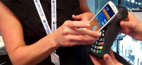 Visa et Samsung s'associe pour le paiement mobile - TechRevolutions   Le paiement mobile   Scoop.it