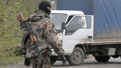 Ukraine, Russia trade blame for eastern shootout - Fox News | CLOVER ENTERPRISES ''THE ENTERTAINMENT OF CHOICE'' | Scoop.it