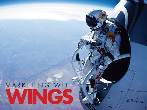RED BULL- Marketing with wings: D Mateschitz and the art of branding | Sport Marketing | Scoop.it