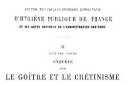 Vos ancêtres et l'hygiène publique : une histoire à consulter ! | GenealoNet | Scoop.it
