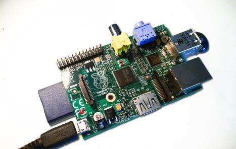 Radius Networks | Raspberry Pi | Scoop.it