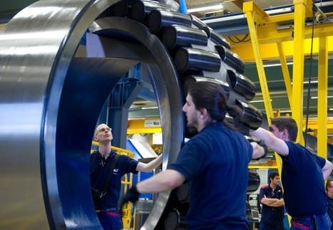 Le roulement d'une grande roue | Ressources pour la Technologie au College | Scoop.it