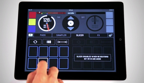 Serato Updates Video and Serato Remote: Slicer Now on iOS | DJing | Scoop.it