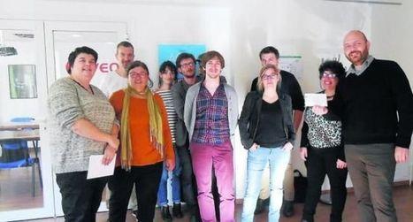 Canti'net se développe grâce au co-working - ladepeche.fr | Teletravail et coworking | Scoop.it