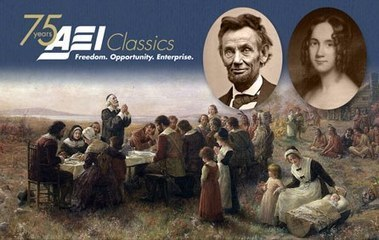 AEI Classics: The Origins and Traditions of Thanksgiving — The American Magazine | Healthy Marriage Links and Clips | Scoop.it