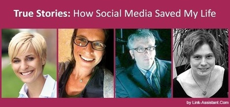 True Stories: How Social Media Saved My Life | Technology, SEO, Internet marketing, SEO and SMM tools and advice | Scoop.it