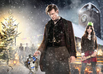 'Who' Christmas Special Title and Poster Revealed | Social Media: Don't Hate the Hashtag | Scoop.it