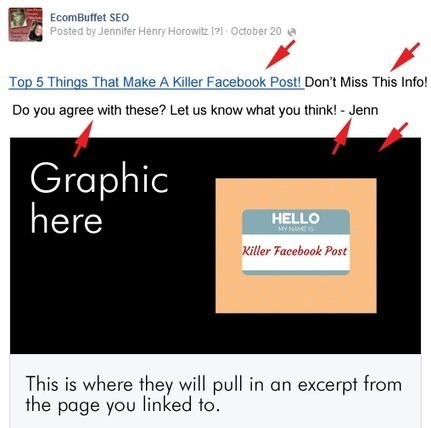 Top 5 Things That Make A Killer Facebook Post | Careers - Learning and Development | Scoop.it