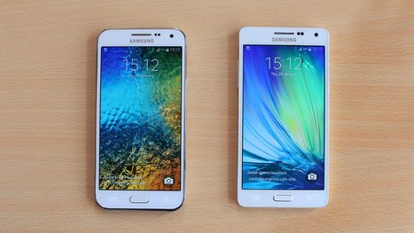 Versus Samsung Galaxy A5 vs Samsung Galaxy E5, Android Menengah Terbaru Samsung | Technology Newest | Scoop.it