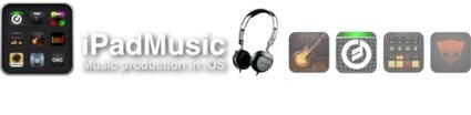 iPad DAWs Overview | iPad music apps | Scoop.it