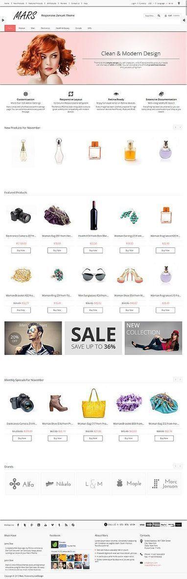 Zen Cart   Premium iThemes   Themes & Templates   Scoop.it