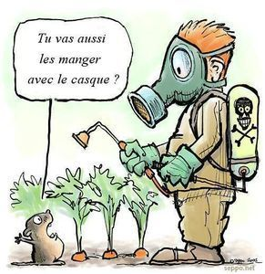 Une commune (presque) sans pesticides - lavenir.net | Abeilles, intoxications et informations | Scoop.it