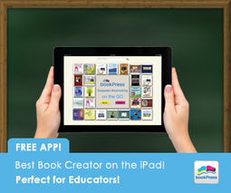 Create Your Own Real Book On your iPad, in Print or in e-Book Format! | Graphic and Curation Tools | Scoop.it