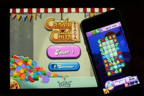 Candy Crush creator plans float on New York stock exchange | Media Strategies- Digiworld by IDATE | Scoop.it