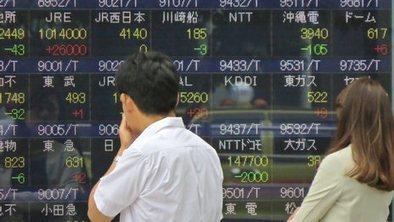 Japanese stocks enter bear market | A2 Economics | Scoop.it