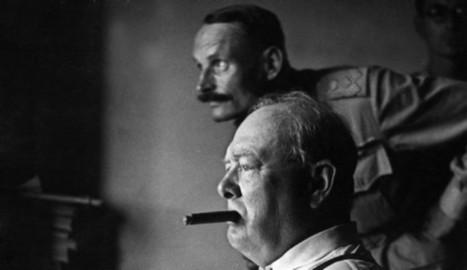 Cinq leçons de Churchill pour négocier de main de maître | ManagerCHR | Scoop.it