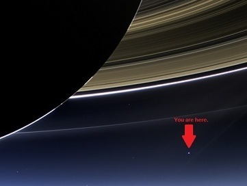 This woman took your picture…from Saturn | What's me | Scoop.it