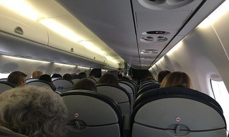 Everybody off the plane - the crew need bottled water! | Strange days indeed... | Scoop.it