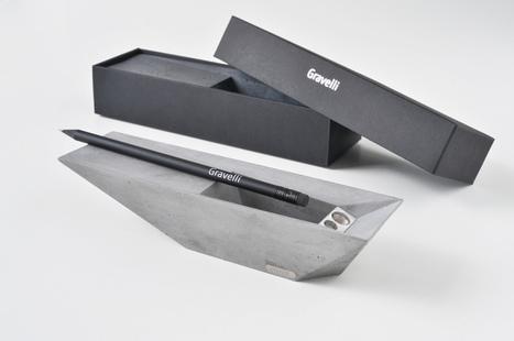 Sharpener taille-crayon béton par Tomas Vacek | Le béton créatif et poétique | Scoop.it