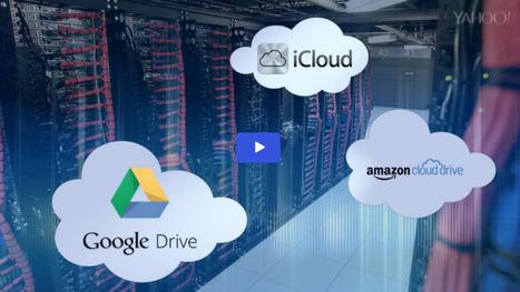 Katie Couric explains: What is the cloud? | Ala | Scoop.it