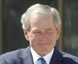 The George W. Bush Years Summed Up in One Image | The Atlantic | Scriveners' Trappings | Scoop.it