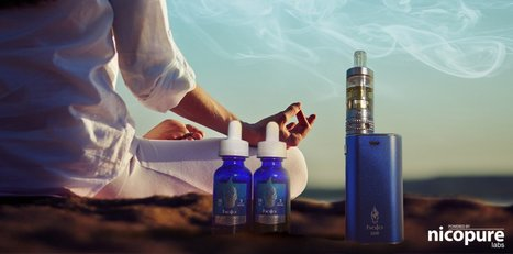 How to be a Zen Vaper | Halo Blog | E-Liquid | Halo Cigs | Scoop.it