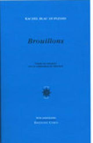 [note de lecture] Rachel Blau DuPlessis, Brouillons, par Sereine Berlottier | Poezibao | Scoop.it