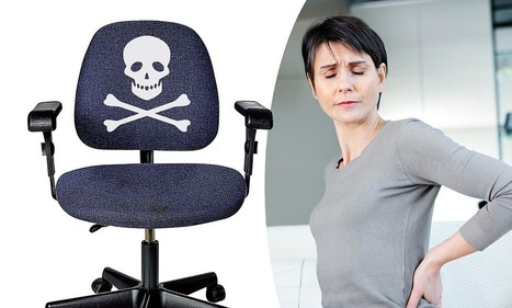 Experts have worrying news: sitting down is as bad for you as smoking | Kickin' Kickers | Scoop.it