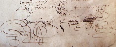 MODES de VIE aux 16e, 17e siècles » Archive du blog » Contrat d'apprentissage de tanneur à Angers la Trinité, 1617 | blog de Jobris | Scoop.it