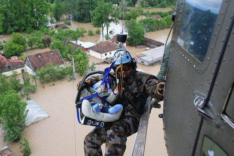 Recovery from Balkans floods will take billions   Entreprise digitale   Scoop.it