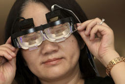 Forget Google glasses, think UA goggles | Technologies for Embodied Learning Experiences | Scoop.it