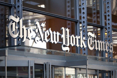 Here's The Real Reason The NYTimes Got Hacked   Surveillance Studies   Scoop.it