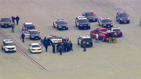 Usa, allarme bomba all'aeroporto di L.A.: interviene l'Fbi | CBRNe | Scoop.it