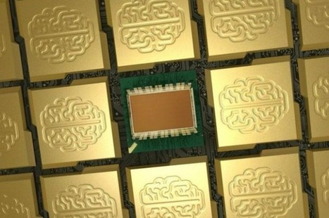 IBM Reveals Incredible New Brain-Inspired Chip | Possibilities of A.I. | Scoop.it